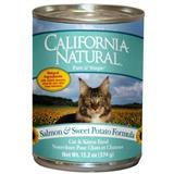 California Natural® Salmon & Sweet Potato Cat and Kitten Food 13.2 oz. 111298