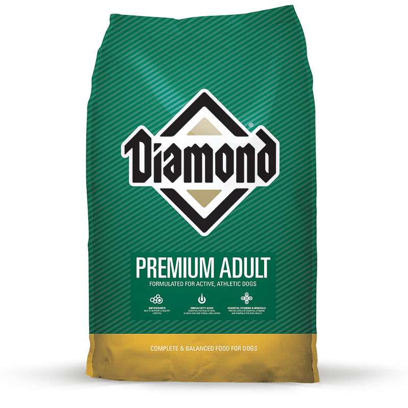 Diamond Pet Foods® Premium Adult Dog Food 40 lbs. 92119