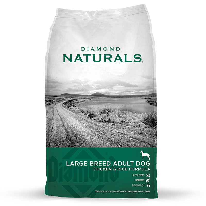 Diamond ®  Large Breed 60+ Adult Dog Food 40 lbs. 92125