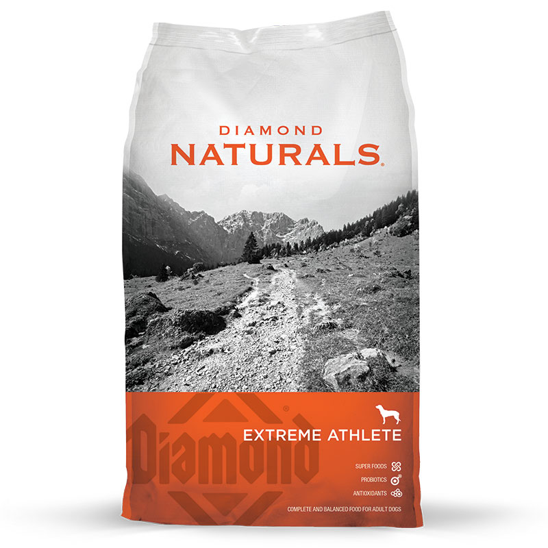Diamond Naturals Extreme Athlete Dry Dog Food Pet Supplies Plus
