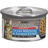 Purina® Pro Plan® Ocean Whitefish & Salmon Entrée Cat Food 3 oz. 92202