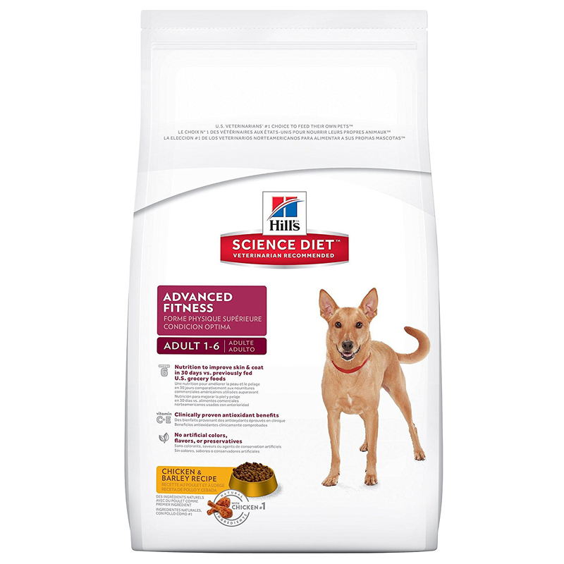 Hills ® Science Diet ® Adult Advanced Fitness Original Dog Food 92228e