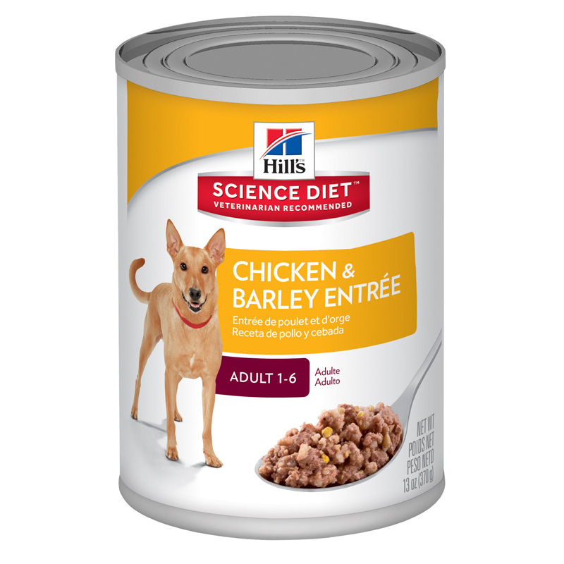 Hills Science Diet ® Savory Chicken Entrée Adult Advanced Fitness Dog Food 13 oz. 992301