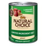 Nutro ® Natural Choice ® Original Dog Food 12.5 oz. 992656