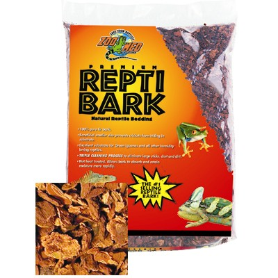Zoo Med® Repti Bark 8qt Bag/ 15-30 Gallon 9306b