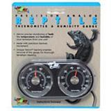 Zoo Med Reptile Thermometer & Humidity Gauge