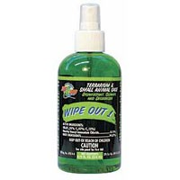 Wipe Out 1 Cage Disinfectant 4 oz. 9487