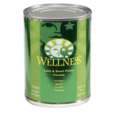 Wellness Lamb and Sweet Potato Canned Food