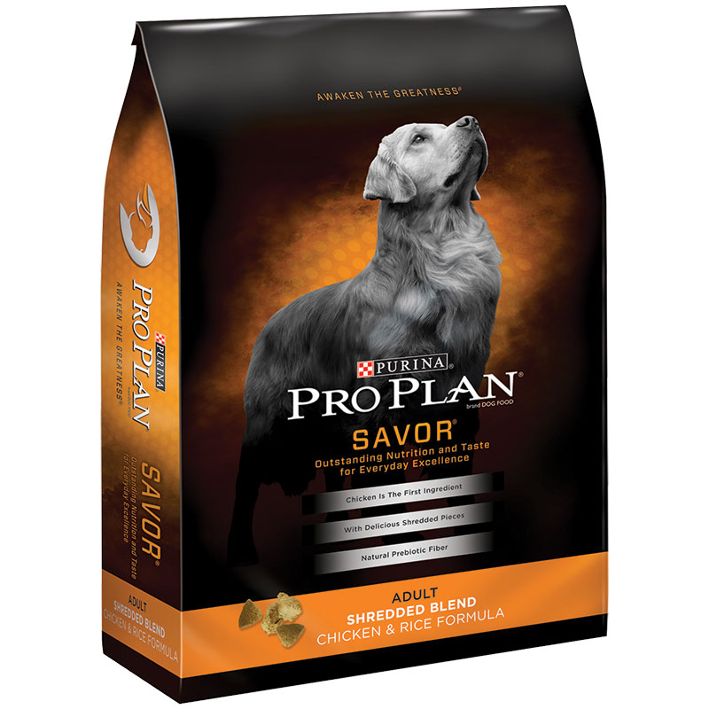 Purina ® Pro Plan ®  Chicken & Rice Formula Adult Dog Food 95992B