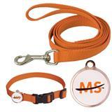 Care-A-Lot® MS Collars, Leashes, and ID Tags In Silver Tone 96301b
