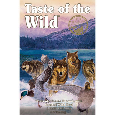 Taste of the Wild ™ Wetlands Dog Food 96861b