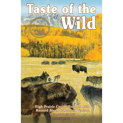 Taste of the Wild ™ High Prairie Dog Food 96863b