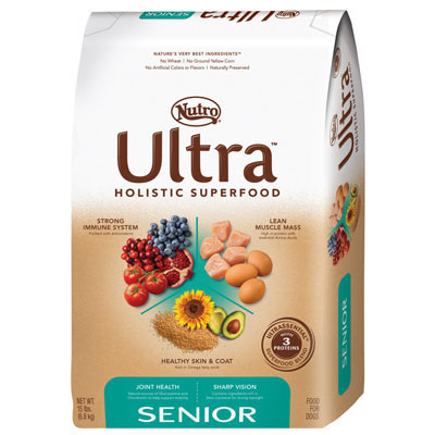 Nutro ® Ultra ™ Senior Dog Food 96913b