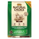 Nutro® Natural Choice® Limited Ingredient Diet Adult Lamb Meal & Rice Formula 96952b
