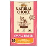 Nutro® Natural Choice® Small Breed Puppy Food 4 lbs. 96964