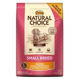 Nutro® Natural Choice® Small Breed Adult Chicken, Whole Brown Rice & Oatmeal Formula 96966b