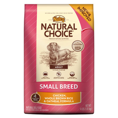 Nutro® Natural Choice® Small Breed Adult Dog Food 96966b