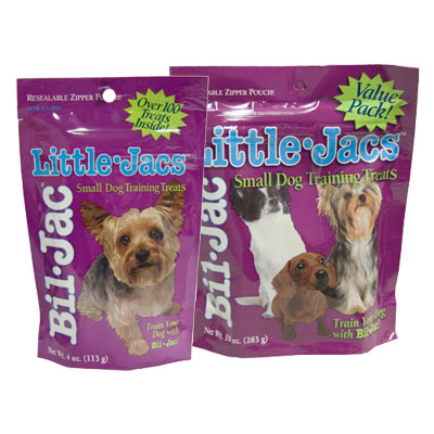 Bil-Jac Little-Jacs Liver Treats for Small Dogs