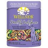 Wellness® Healthy Indulgence® Chicken, Duck & Shrimp Cat Food, 3 oz. 9908947