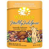 Wellness® Healthy Indulgence® Turkey & Duck Cat Food, 3 oz. 908949