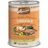 Merrick® Grain Free Turducken™ Classic Recipe Dog  Food 13.2 oz. 99103