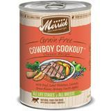 Merrick® Grain Free Cowboy Cookout™ Classic Recipe Dog Food 13.2 oz. 99104