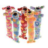 "Multipet Loofa Dog Pretty Pattern 12"" 9922"