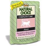 Natural Choice Complete Care Salmon & Oceanfish Cat Food