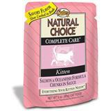 Nutro® Natural Choice®  Complete Care Kitten Food Salmon & Oceanfish 92719