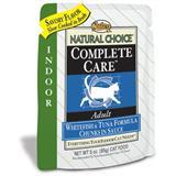 Nutro® Natural Choice® Complete Care® Indoor Whitefish & Tuna Chunks Cat Food 92722