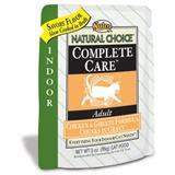 Nutro® Natural Choice®  Complete Care Indoor Chicken & Giblets Chunks Cat Food 92723