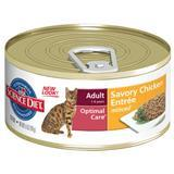 Hills Science Diet ® Savory Chicken Entrée Cat Food  5.5 oz. 992843
