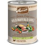 Merrick® Grain Free Wild Buffalo Grill™ Classic Recipe Dog Food 13.2 oz. 99303