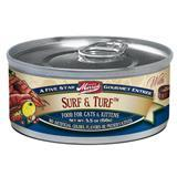 Merrick® Surf and Turf™ Cat Food 5.5 oz. 99311