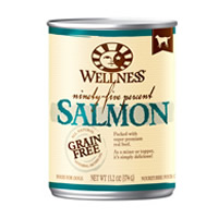 Wellness® 95% Salmon Dog Food 13.2 oz. 994010