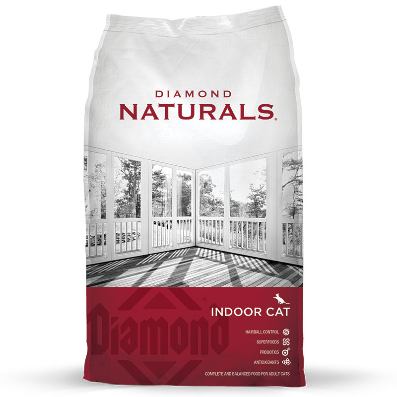 Diamond ® Naturals Indoor Cat Food 99992B