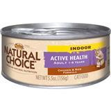 Nutro® Natural Choice® Indoor Active Health Adult Chicken & Rice Cat Food 5.5 oz. 99996
