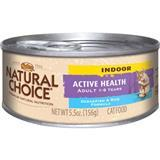 Nutro® Natural Choice® Indoor Active Health Adult Cat Oceanfish & Rice Cat Food 5.5 oz. 999997
