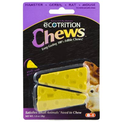 eCotrition™ Chews™ for Hamster, Gerbil, Rat and Mouse Z02685184002