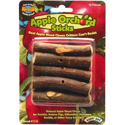 Super Pet® Apple Orchard Sticks for Small Pets Z04512561126