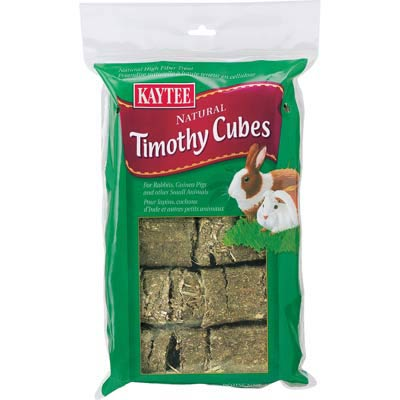 Kaytee® Natural Timothy Cubes 16 oz. Z07185900812