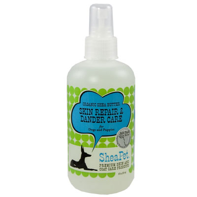 SheaPet™ Skin Repair & Dander Care For Dogs and Puppies 13388