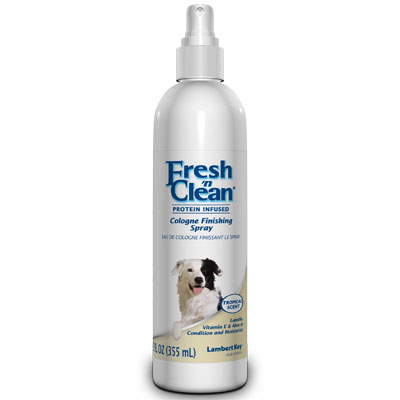 Lambert Kay® Fresh 'n Clean® Cologne Finishing Spray Tropical Scent 139703