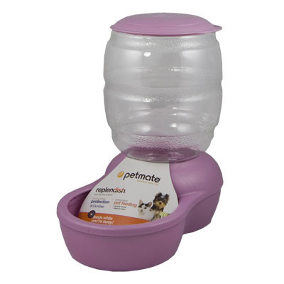 Petmate® Replendish™ Feeders and Waterers 147405b
