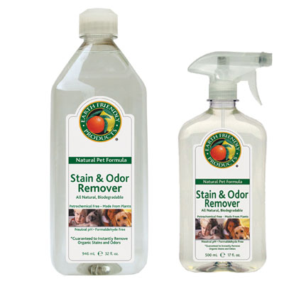 Earth Friendly Products® Stain & Odor Removers 15081b