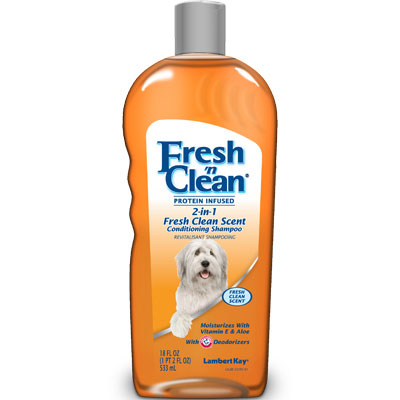 Lambert Kay® Fresh 'n Clean® 2-in-1 Fresh Scent Conditioning Shampoo 18 oz. 16678