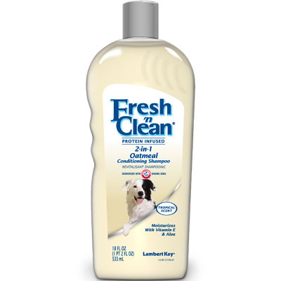 Lambert Kay® Fresh 'n Clean® 2-in-1 Oatmeal Conditioning Shampoo 18 oz. 16679