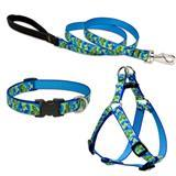 Lupine® Earth Day Patterned Collars, Harnesses and Leads 225610b