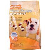 "Nylabone® Rawhide Tender & Juicy Middle™ Puppy 2.5"" Braid, 30 ct. 25462"