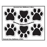 Mini Paw Magnets Set of 6 29054e